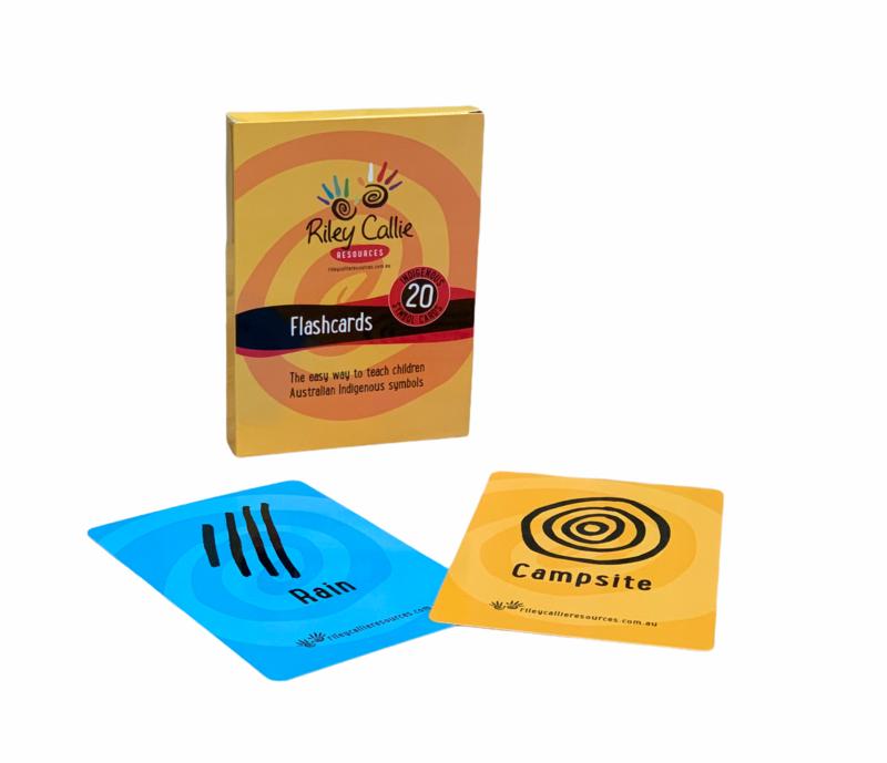 Riley-callie-aboriginal-symbol-flash-cards