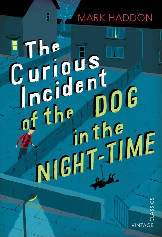 The Curious Incident of the Dog in the Night-time by Mark Haddon ...