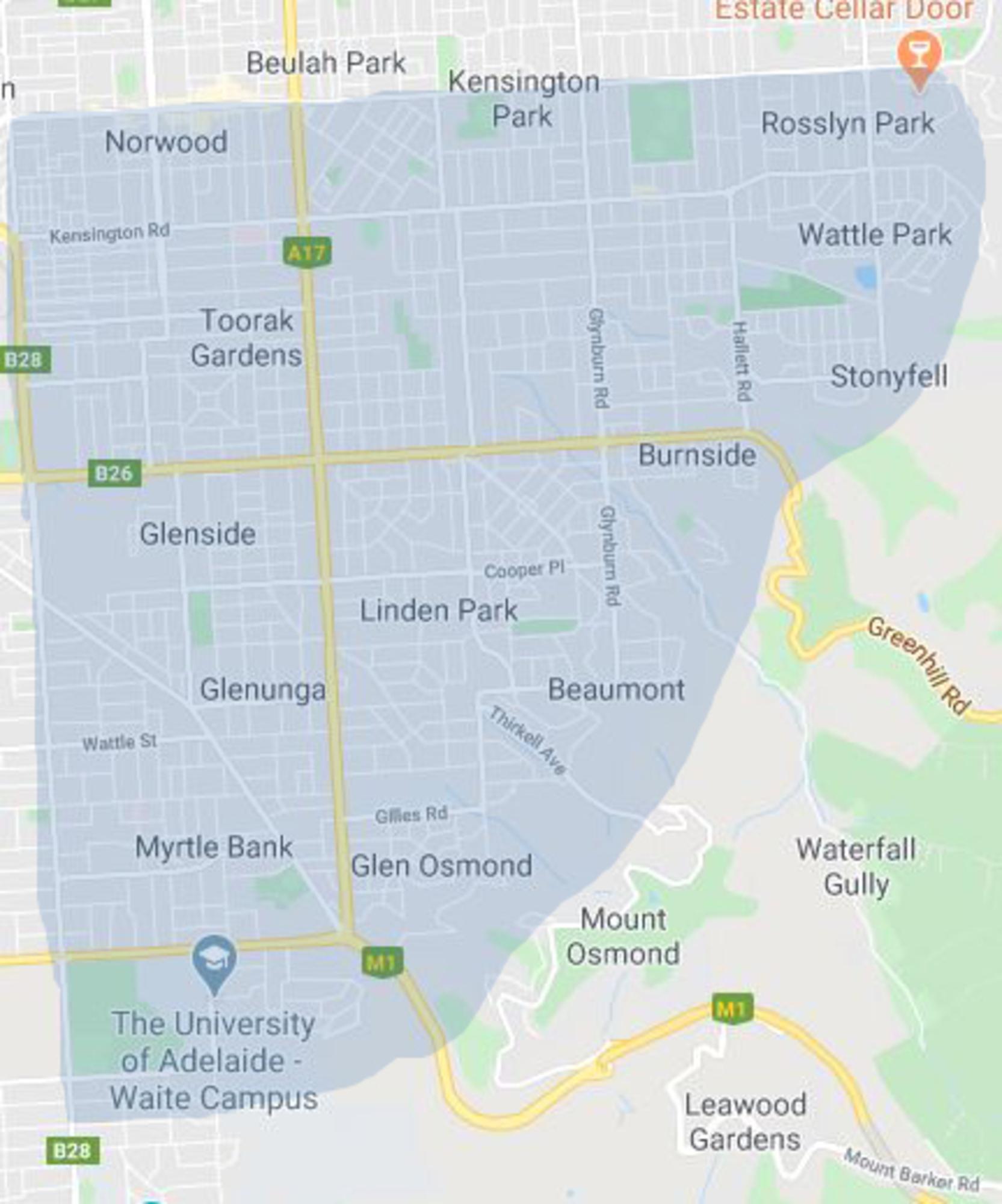 Burnside-delivery-map